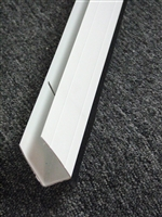 Replacement Storm Door Expander With Sweep White 36 Quot